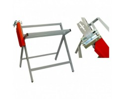 chainsaw approved support stand for convenient cutting firewood