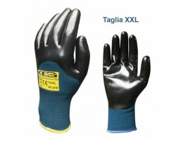 Gloves Niberplus 140 With Coating Semi-Integral Size Xxl