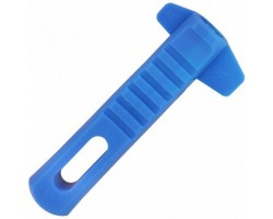 Plastic Handle For Rod, With Angle Sharpening