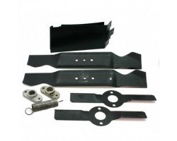 """Mulching Kit Adaptable A MTD 38 """"With Lame Hole Round"""