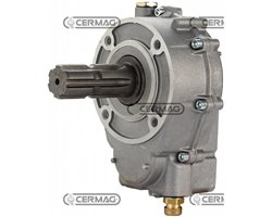 "Pumps Overdrive Gr. 2 Coupling Male 1""3/8 Ratio 1:3"
