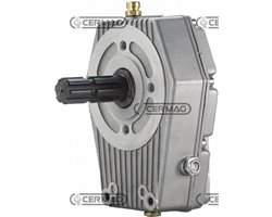 "Pumps Overdrive Gr. 3 Coupling Male 1"" 3/8 Ratio 1:3,8"