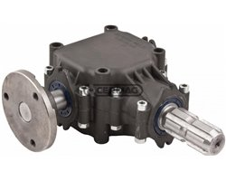 90° Transmission Unit With Flange Without Pulley