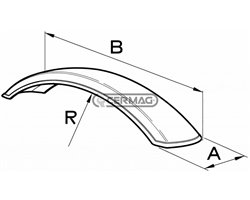 Mudguards Of Rubber Epdm