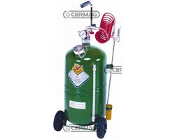 24 L Trolley-Mounted Atomizer Painted Steel Tank 24 L