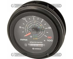 Revolution Counter With Counter Scale 0÷3000 Rpm Frequency 250 Hz