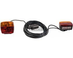 Complete Lights Kit And Cable With Tap