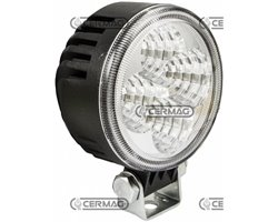 Work Light With 4 Leds 630 Lumen