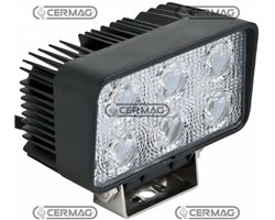 Work Light With 6 Leds 1140 Lumen