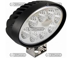 Work Light With 8 Leds 1680 Lumen