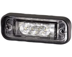 Number Plate Lamp - Led