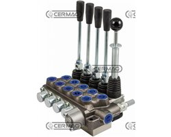 Monoblock Valves Systems For Trimmers