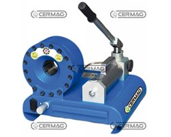 """Manual Pipe Glands Pressing Force 100 T Capacity 1"""" Inch"""