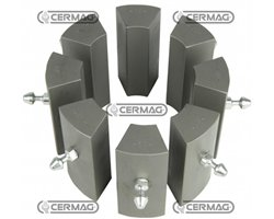 6 Clamps Kit (15-18-21-27-33-39)