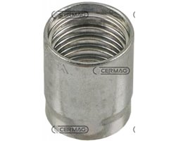 "Bushing For Compact 2K Tube 2Sc Pipe Diameter 1/4"" Inch"