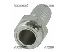 Straight Male Threaded Fitting