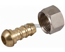 Straight Female Fittings For Low Pressure