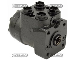 Hydraulic Steering With Valve Inside Danfoss Reference Ospc 125 On Swept Volume 125 Cm³/Giro
