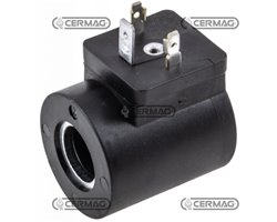 24V Coil For 15,75Mm Pin New Type