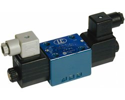 Solenoid Valve Cetop 3 For Double Acting