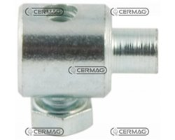 Cable Holdfast Ø Cable 2,5 Mm