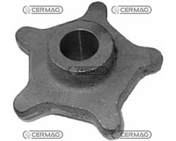 Chain Stretching Pinion In Cast Iron Pitch 80