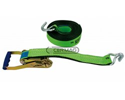 Anchoring Belt With Hook And Tensioner