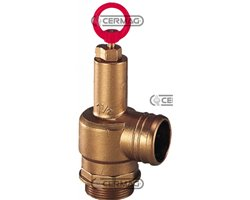 Security Valves With Hose Connection