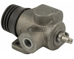 """Stop Valve For Trailers With Hydraulic P.T.O. - Normal Closed Thread 1/2"""" Gas"""