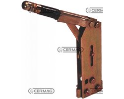 Hand Brake Leves For Industrial Machines
