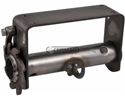 Winch For Walking Tractor A 42 Mm Side Right