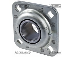 Metal Plate Support With Bearing