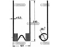 Springs For Mower-Conditioners