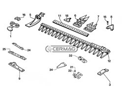 Spare Parts For Motor Mowers Sep