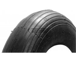 Ribbed Tyre