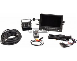 12-24 Volt Camera Kit With 1 Camcorder (Pre-Engineered For Up To 2 Camcorders)