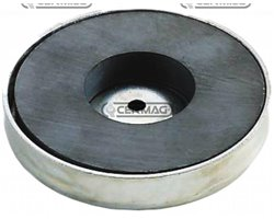 Magnet With Base For Revolving Beacon