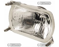 Headlamp With Lamp Holder - Cnh (Sx)