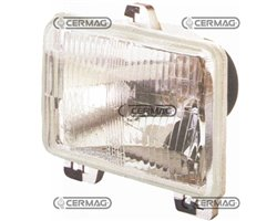 Headlamps With Lamp Holder