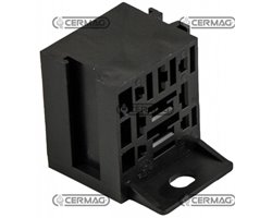 Detachable Relay'S Holding Connector With Fixing Bracket For 36436-35578-35579