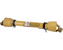 """""""Ce"""" Type-Approved Pto Shafts With Pinned Spline Profile"""