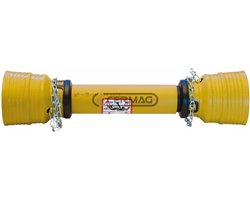 Cardan Shaft Without Outside Forks
