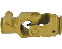 """Internal Tube Articulation With Push-Button 1"""" 3/8 Z=6"""