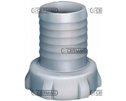 Nylon Fitting With Enological Thread Ring Nut