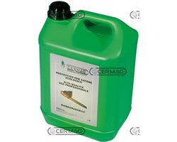 Environment-Friendly Protective Fluid For Motor Saw Chains - 5 Lt Package Bottle Of 5 L
