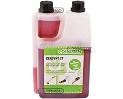 Mixture Oil For 2-Stroke Engines - Completely Synthetic - 1 Lt Package Dispenser Bottle Of 1 L