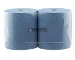 Pack Of 2 Rolls Of Paper - 500 Pieces