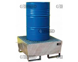 Storage Tank For One 180-220 Liter Drums