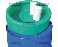 Funnel With Cover For Drums Diameter 650