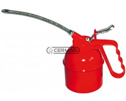 Oil Can - 500 Kg